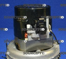 AMETEK VAC MOTOR, 120V AC, 2 STAGE 116551-50