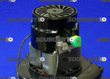 POWER VAC MOTOR, 36V DC, 3 STAGE 742772-1
