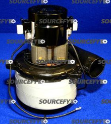 POWER VAC MOTOR, 24V DC, 3 STAGE 00543510