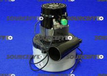 POWER VAC MOTOR, 36V DC, 3 STAGE 742772