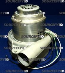 TENNANT-CASTEX NOBLES VAC MOTOR, 120V AC, 3 STAGE 130404