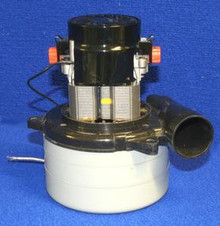TENNANT-CASTEX NOBLES VAC MOTOR, 120V AC, 3 STAGE 130416