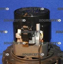 TENNANT-CASTEX NOBLES VAC MOTOR, 120V AC, 2 STAGE 130406AM