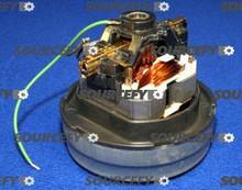 TENNANT-CASTEX NOBLES VAC MOTOR, 120V AC, 1 STAGE 604815