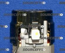 TORNADO VAC MOTOR, 24V DC, 2 STAGE 64900360