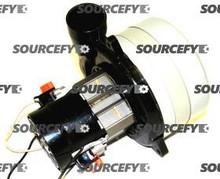 WINDSOR VAC MOTOR, 120V AC, 3 STAGE 8.625-843.0