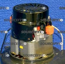 WINDSOR VAC MOTOR, 120V AC, 3 STAGE 8.602-676.0