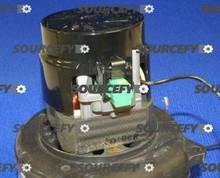 WINDSOR VAC MOTOR, 120V AC, 2 STAGE 8.620-204.0