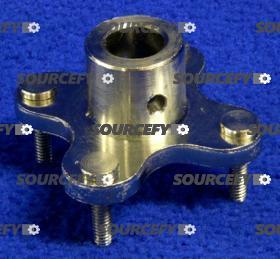 Transaxle Wheel Tennant 1063591 Hub Retainer