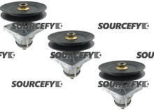 3 PACK Spindle Assembly CUB CADET MTD LT1045 LT1046 LTI046