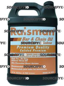 Bar Chain Oil Premium SAE 30 - 1 US Gal (3.7L)