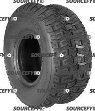 Lawn Mower Tire - Turf Saver Style - 15X600X6 - 2 PLY