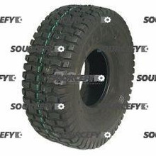 Lawn Mower Tire - Turf Saver Tread - 410x350x4 - 2 Ply Tubeless
