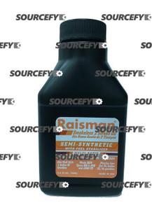 Oil 2 Cycle No Smoke Semi-Synthetic 2.6 fl oz