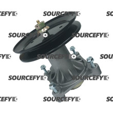 Spindle Assembly + pulley AYP 187292 + 197473 5321872-92 + 5321959-45