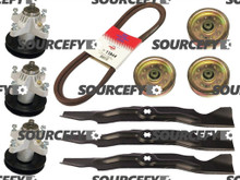 "50"" Mower Rebuild Kit MTD, CUB CADET RZT Mowers"