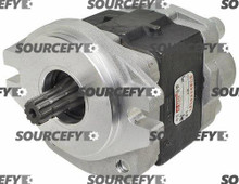 HYDRAULIC PUMP 117M7-10401 for TCM
