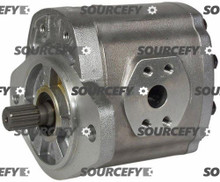 HYDRAULIC PUMP 12437-10201 for TCM