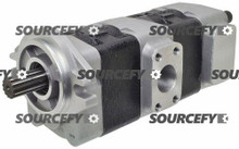 HYDRAULIC PUMP 128E7-10201W for TCM