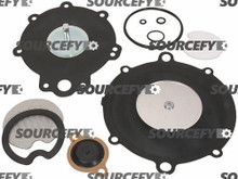 DIAPHRAGM KIT (AISAN) 580017217, 5800172-17 for Yale