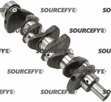 CRANKSHAFT 12201-FU400 for Komatsu & Allis-chalmers, Nissan, TCM for NISSAN for TCM