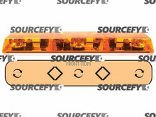 LIGHTBAR (ROTATOR/AMBER) 6363001