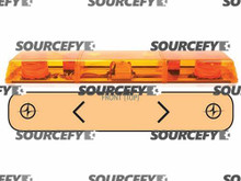 LIGHTBAR (ROTATOR/AMBER) 6363003