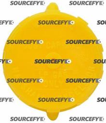 FILLER VALVE CAP (YELLOW) 7635SC