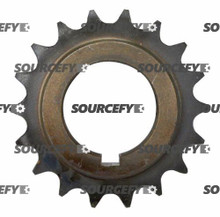 CRANKSHAFT GEAR 901273807, 9012738-07