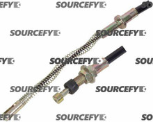 EMERGENCY BRAKE CABLE 00591-17409-81 for Toyota