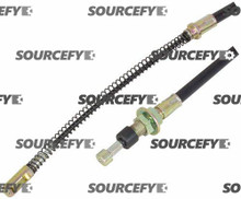 EMERGENCY BRAKE CABLE 00591-17433-81 for Toyota