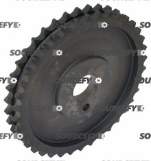 CAMSHAFT GEAR 00591-17911-81 for Toyota