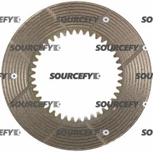 FRICTION PLATE 00591-20745-81
