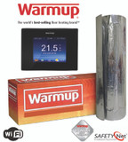 Warmup Underwood foil heating mat system