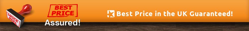 Best Price Assured!: Best Price in the UK Guaranteed