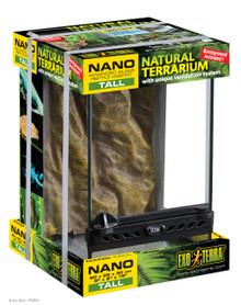 Exo Terra Natural Terrarium Nano (20cmx20cmx30cm)
