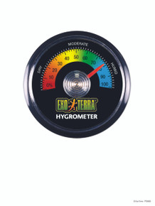 Exo Terra Hygrometer (Humidity Dial)