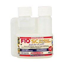 F10 SC (Super Concentrate) Veterinary Disinfectant 100ml