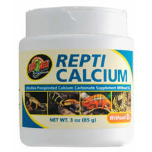 Zoo Med Repti Calcium Without D3 (85g)