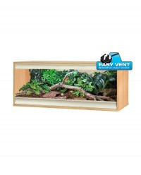 Vivexotic Viva+ Vivarium: Terrestrial Large (4ft): Beech