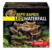 Zoo Med Repti Rapids® LED Waterfall - Medium Rock