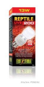Exo Terra UVB 200 Compact Lamp 13 Watt