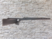 Boyds Ruger American Short Action Featherweight Laminated Wood Stock- Charcoal