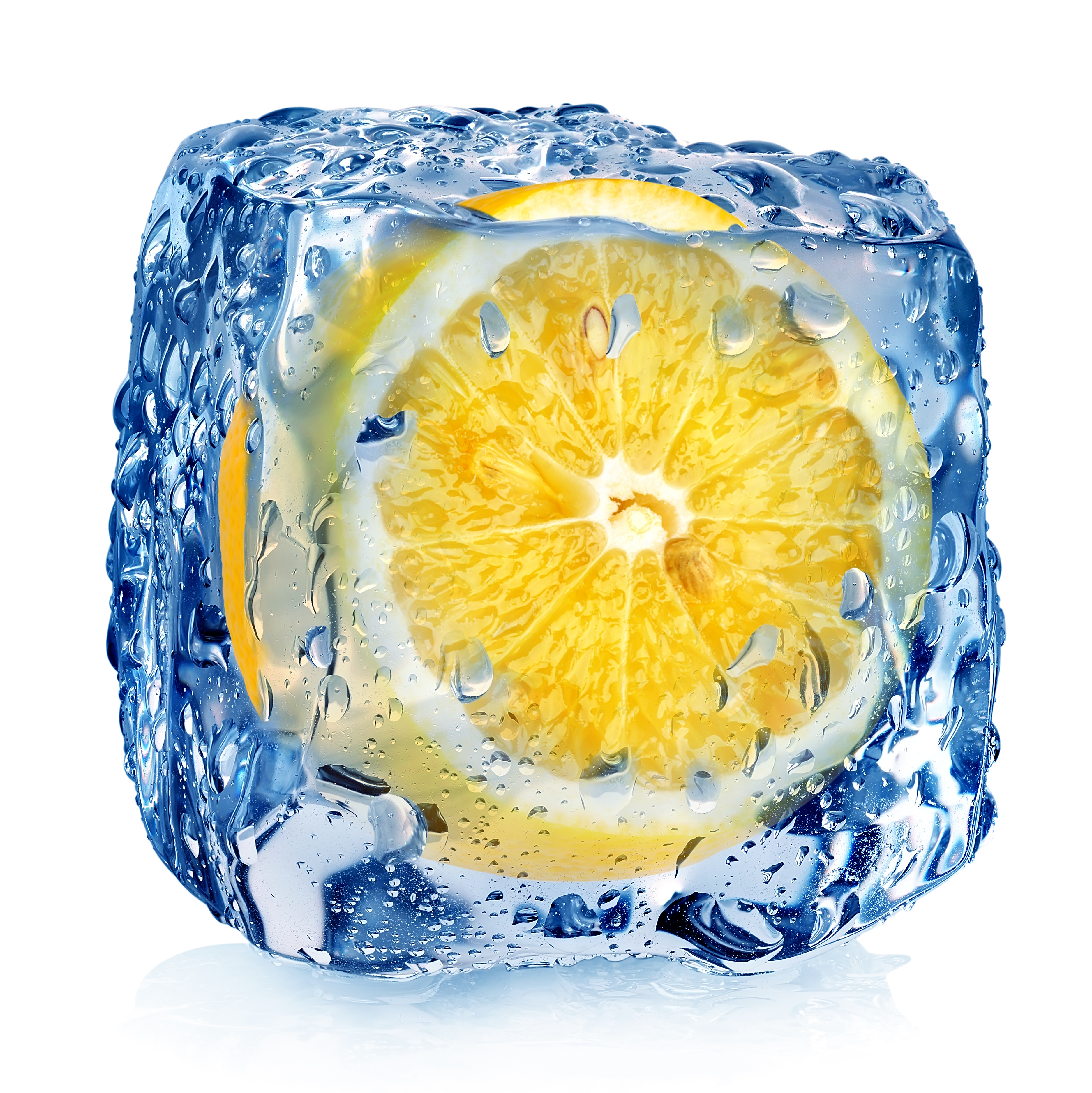 Freezing Lemons - Who Knew? - Elemental Research, Inc