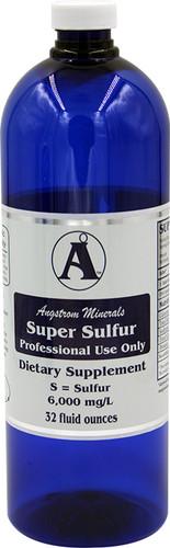 Super Sulfur 32 oz - Angstrom Minerals