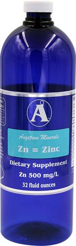 Angstrom Minerals - Zinc 32 oz