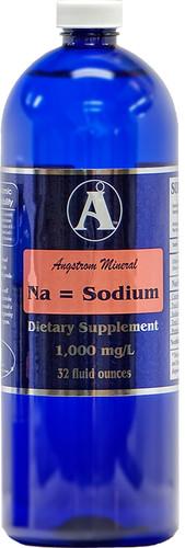 Angstrom Minerals - Sodium 32 oz