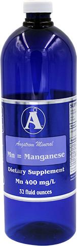 Manganese 32 oz - Angstrom Minerals