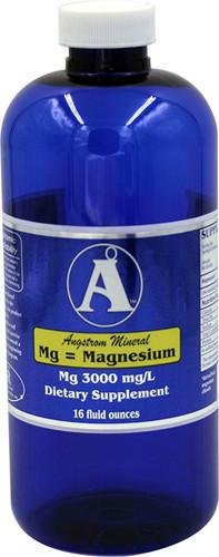 Magnesium 16 oz - Angstrom Minerals
