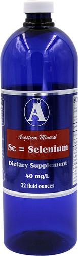 Angstrom Minerals - Selenium 32 oz